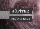 Jüpiter'i Yedinci Evde Olanların Kişilik Özelliği